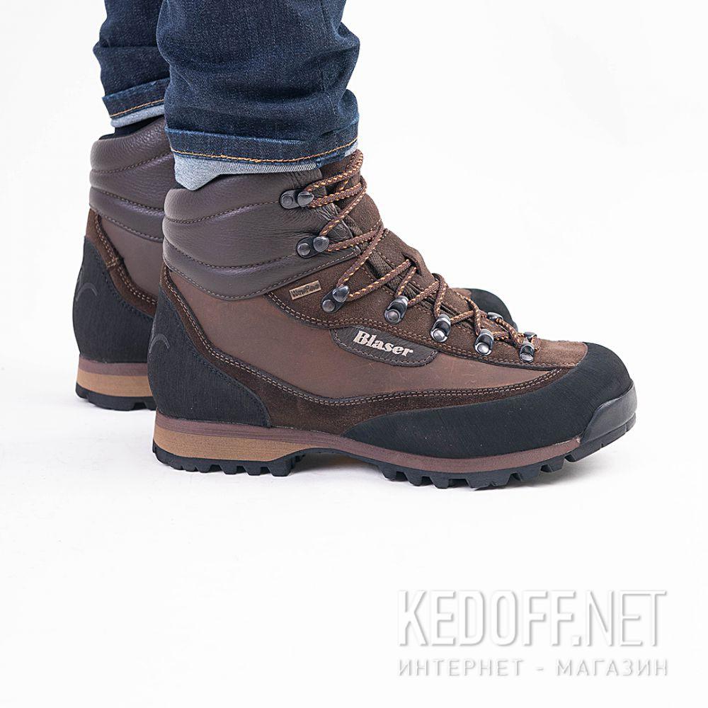 Цены на Мужские ботинки Blaser Stalking Boot All Season 116130-044-615 Vibram