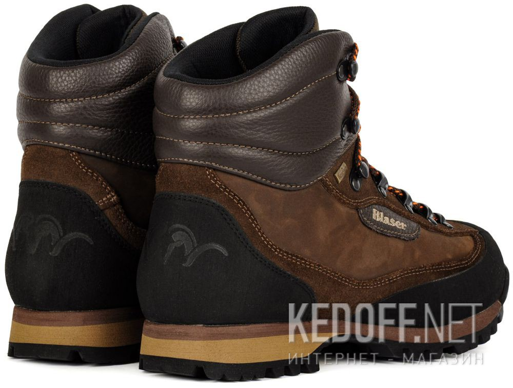 Męskie buty Blaser Stalking Boot All Season 116130-044-615 Vibram купить Киев