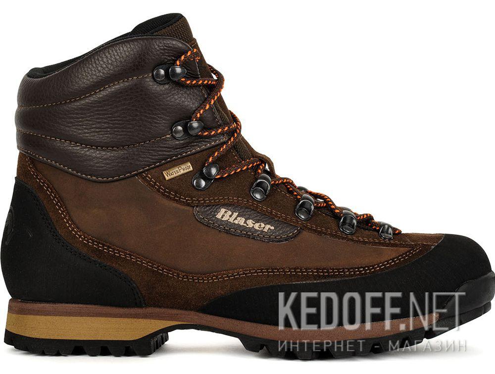 Мужские ботинки Blaser Stalking Boot All Season 116130-044-615 Vibram купить Украина