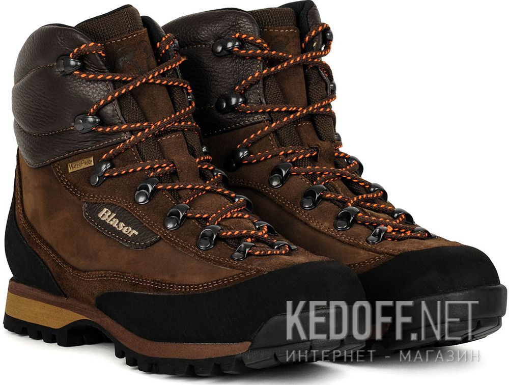 Купить Мужские ботинки Blaser Stalking Boot All Season 116130-044-615 Vibram