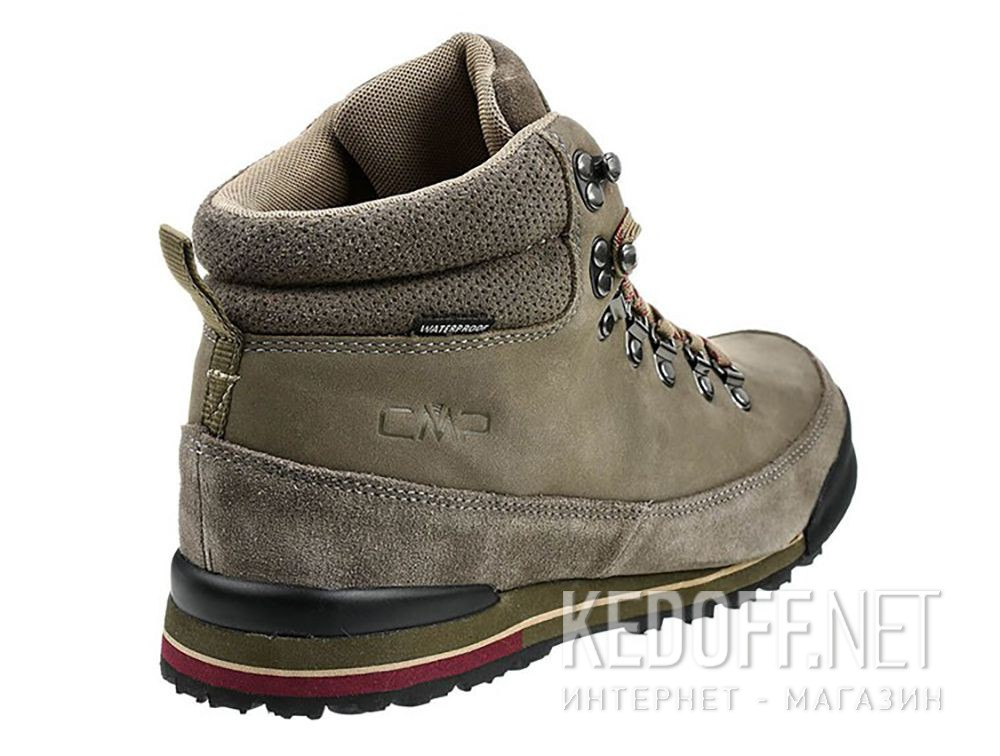 Męski buty Cmp Heka Hiking Shoes Wp 3Q49557-P803 купить Киев