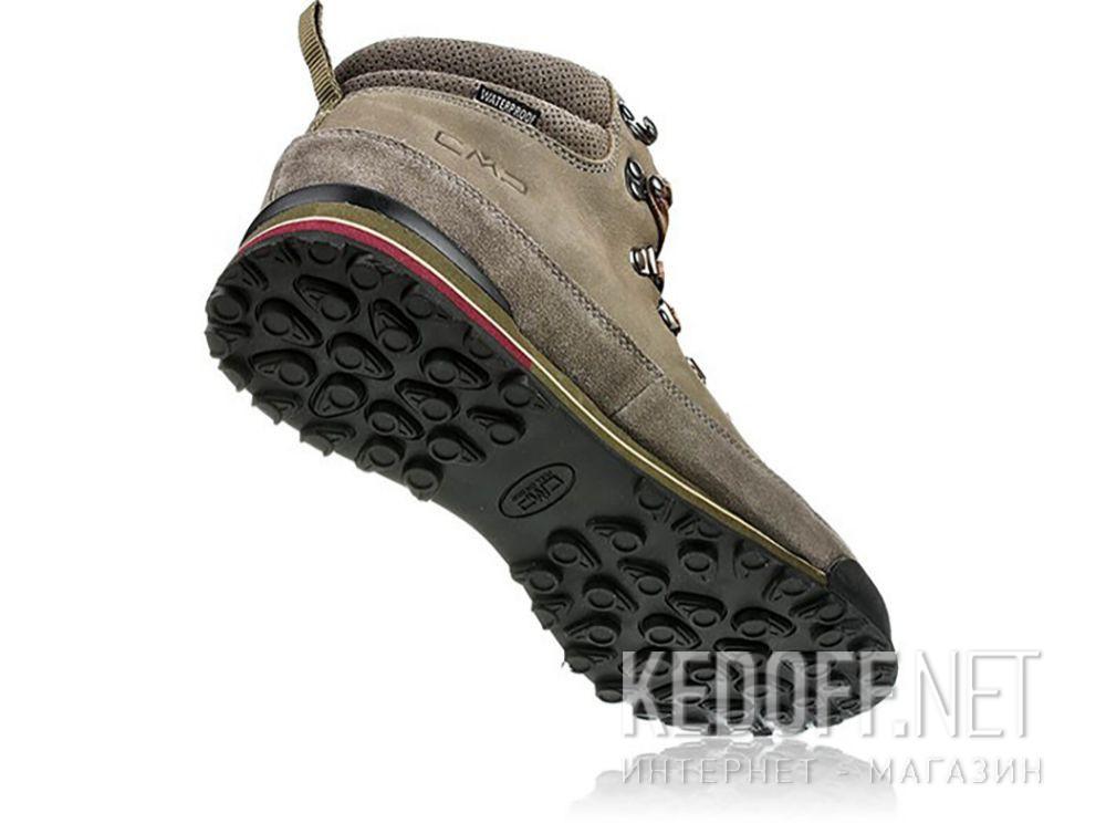 Чоловічі черевики Cmp Heka Hiking Shoes Wp 3Q49557-P803 описание