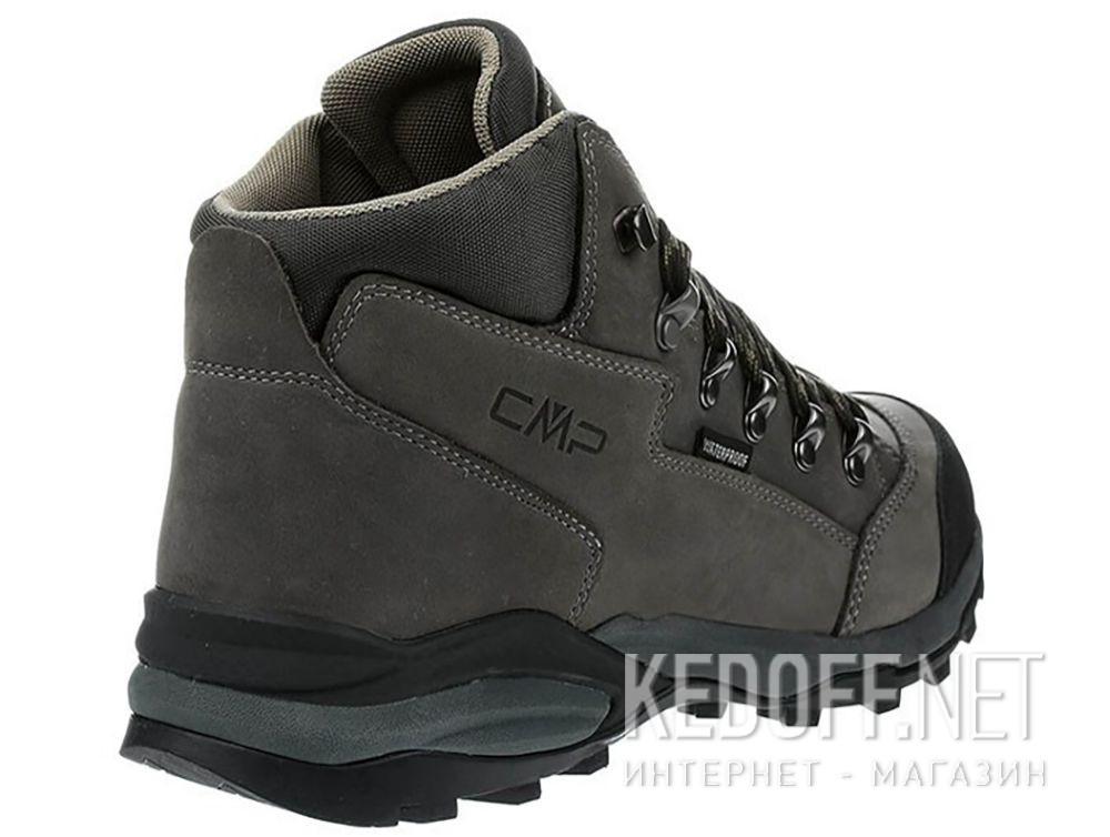 Мужские ботинки Cmp Mirzam Trekking Shoes Wp 3Q49877-U887 купить Киев