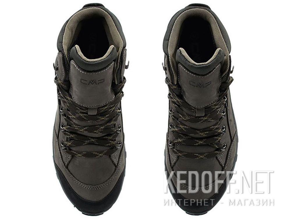 Чоловічі черевики Cmp Mirzam Trekking Shoes Wp 3Q49877-U887 описание