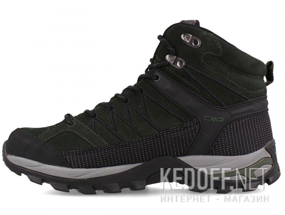 Мужские ботинки CMP Rigel Mid Trekking Shoes Wp 3Q12947-02FD купить Украина