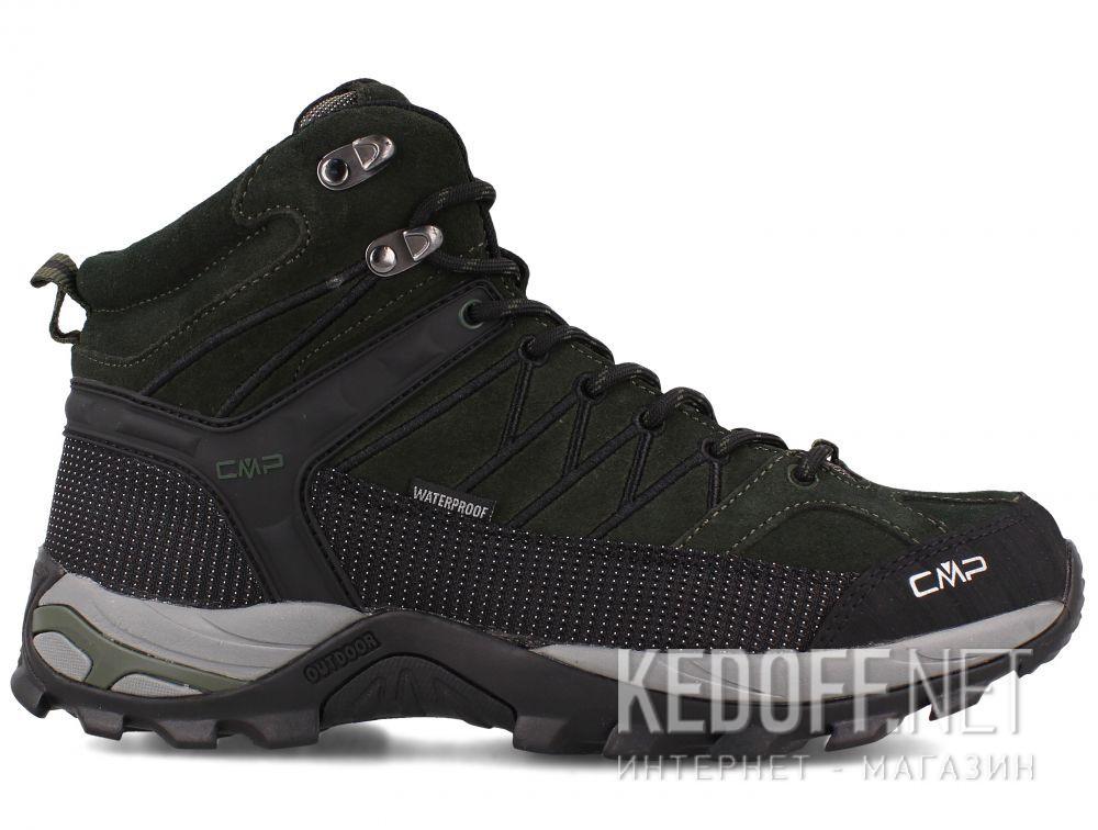 Мужские ботинки CMP Rigel Mid Trekking Shoes Wp 3Q12947-02FD купить Киев