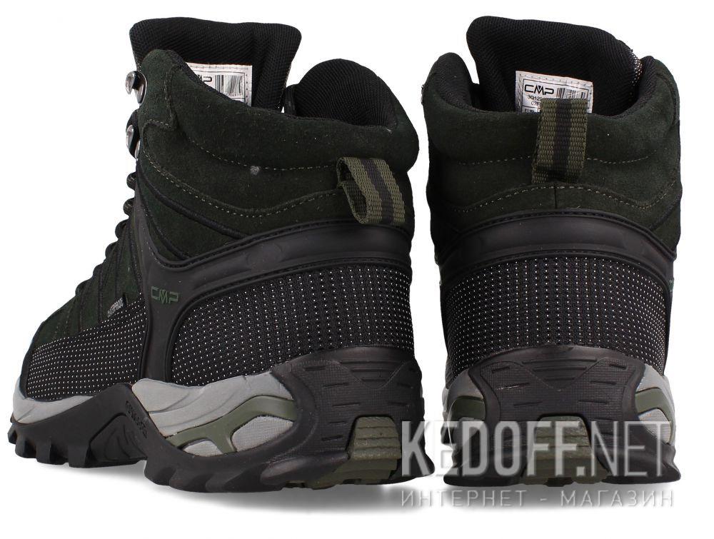 Оригинальные Мужские ботинки CMP Rigel Mid Trekking Shoes Wp 3Q12947-02FD