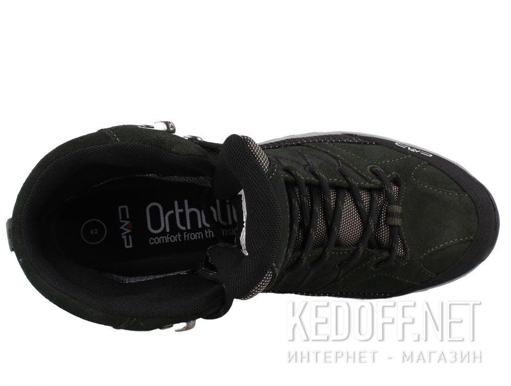 Мужские ботинки CMP Rigel Mid Trekking Shoes Wp 3Q12947-02FD описание
