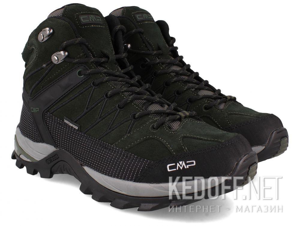 Мужские ботинки CMP Rigel Mid Trekking Shoes Wp 3Q12947-02FD все размеры