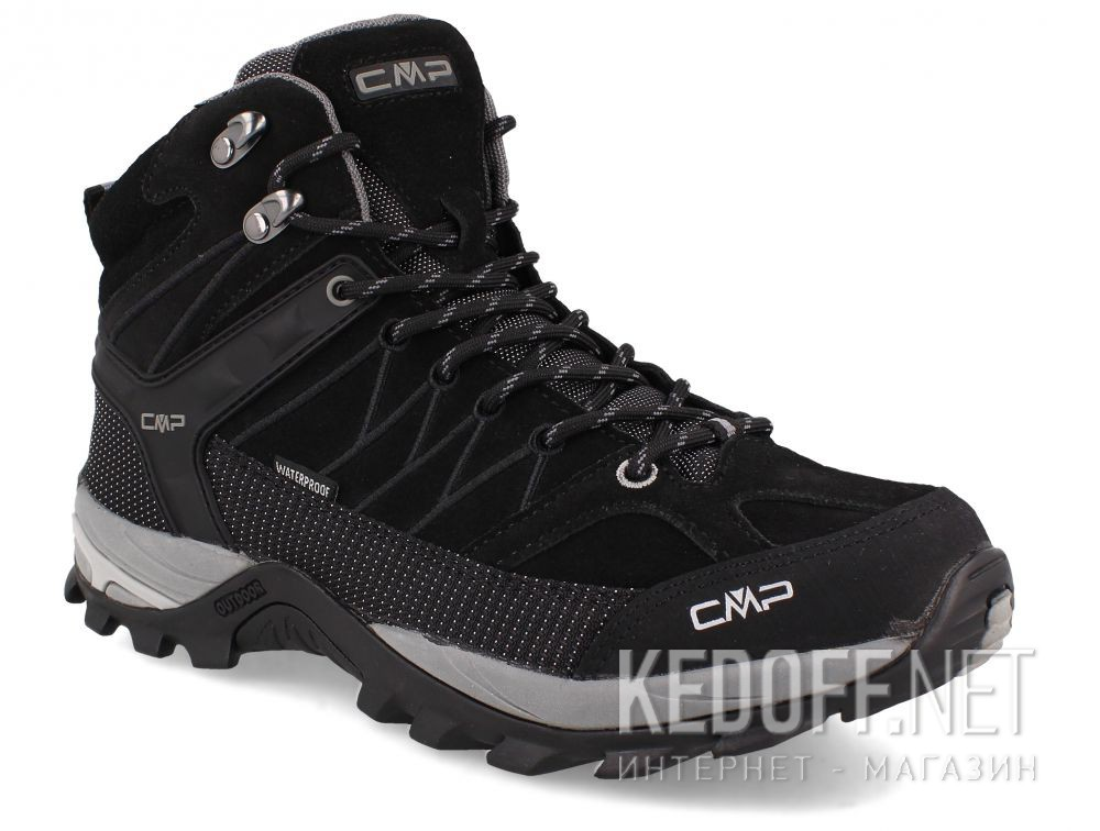 Чоловічі черевики Cmp Rigel Mid Trekking Shoes Wp 3Q12947-73UC