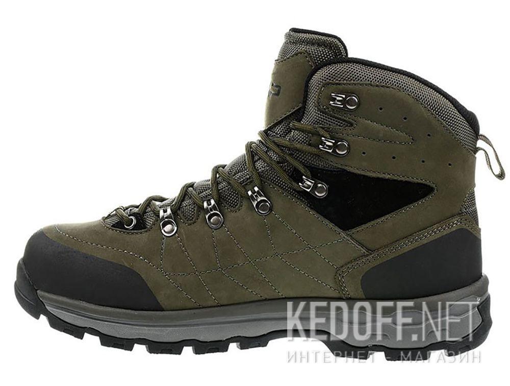 Мужские ботинки CMP Sheliak Trekking Shoes Wp 39Q4887-F922 GRIPonICE System купить Украина