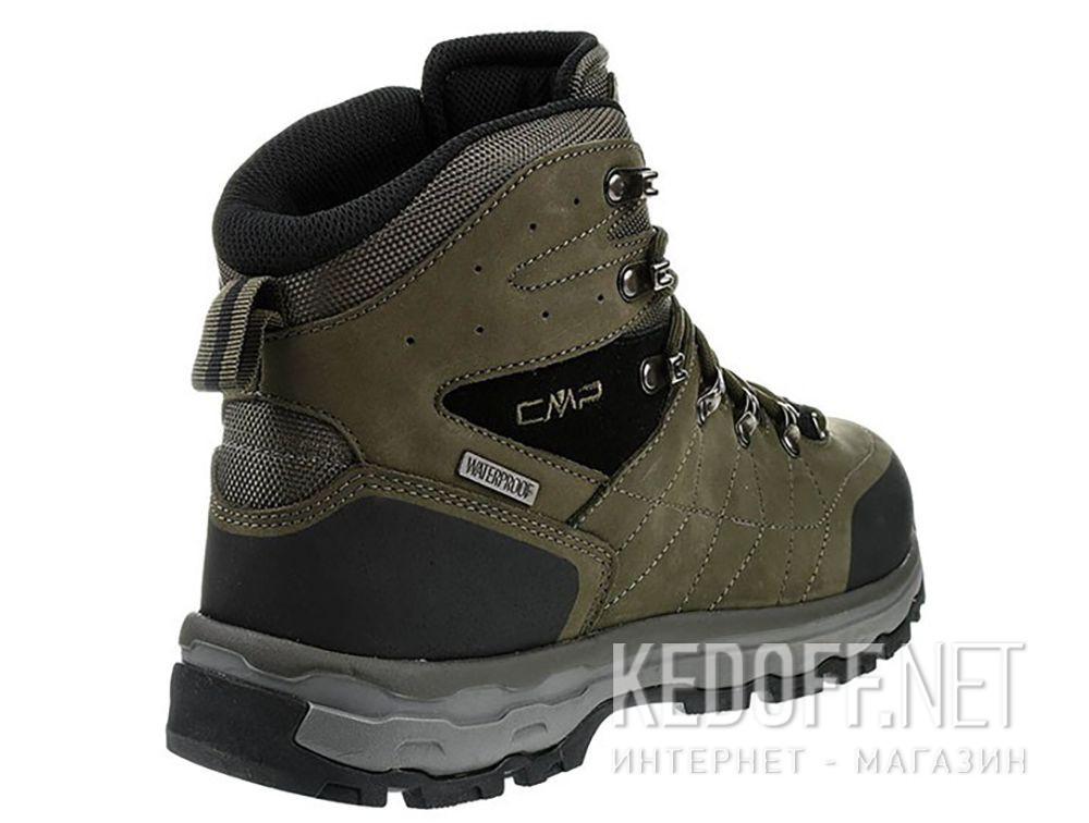 Мужские ботинки CMP Sheliak Trekking Shoes Wp 39Q4887-F922 GRIPonICE System купить Киев