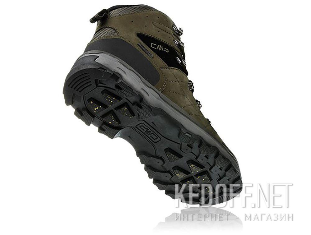 Оригинальные Мужские ботинки CMP Sheliak Trekking Shoes Wp 39Q4887-F922 GRIPonICE System