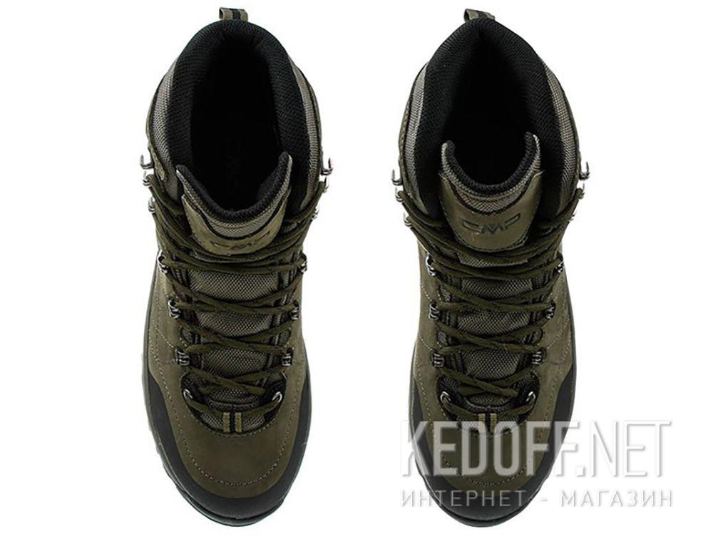 Чоловічі черевики CMP Sheliak Trekking Shoes Wp 39Q4887-F922 GRIPonICE System описание