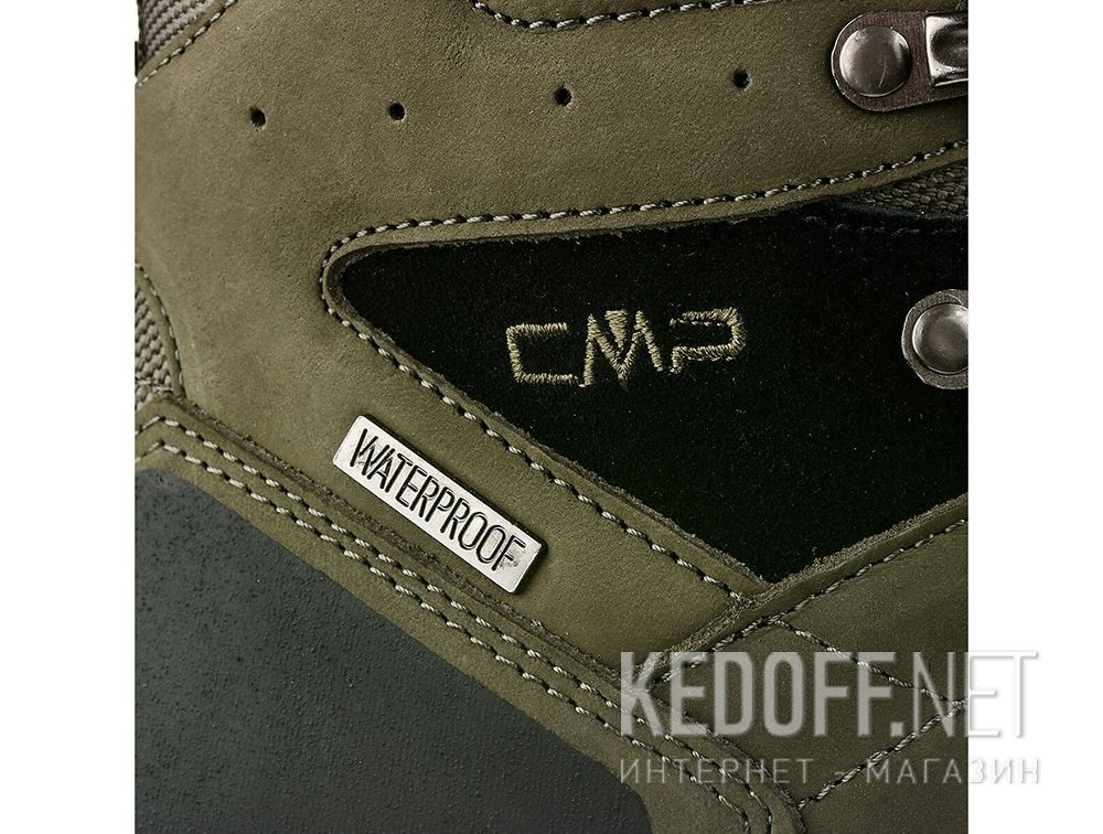 Цены на Мужские ботинки CMP Sheliak Trekking Shoes Wp 39Q4887-F922 GRIPonICE System