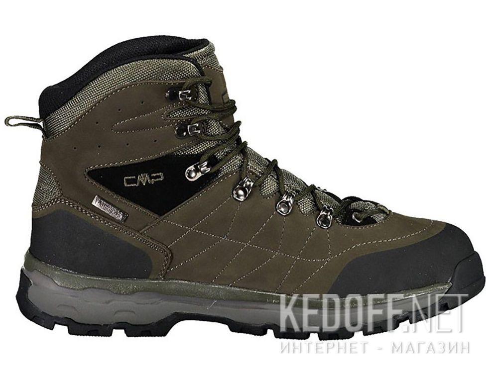 Купить Мужские ботинки CMP Sheliak Trekking Shoes Wp 39Q4887-F922 GRIPonICE System