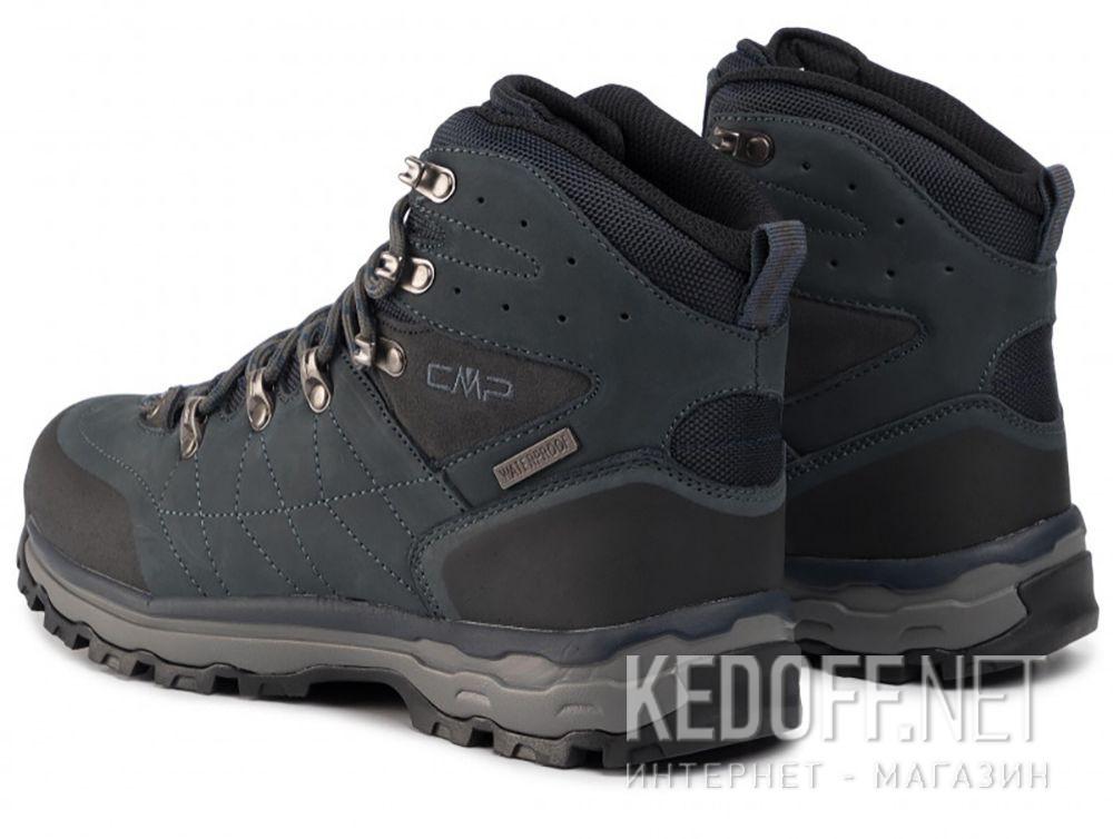Чоловічі черевики Cmp Sheliak Trekking Shoes Wp 39Q4887-U423 GRIPonICE купить Киев