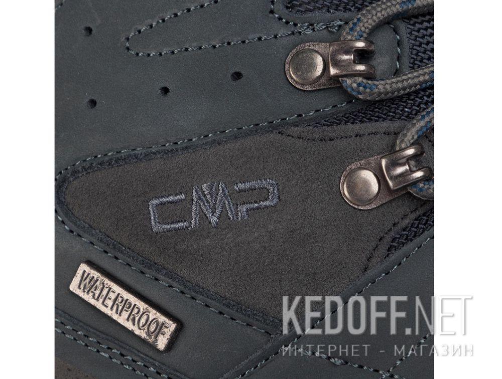 Чоловічі черевики Cmp Sheliak Trekking Shoes Wp 39Q4887-U423 GRIPonICE описание