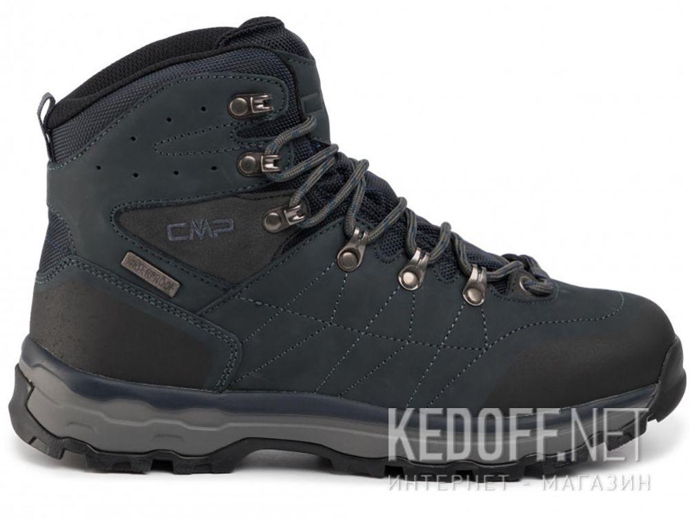 Чоловічі черевики Cmp Sheliak Trekking Shoes Wp 39Q4887-U423 GRIPonICE купити Україна
