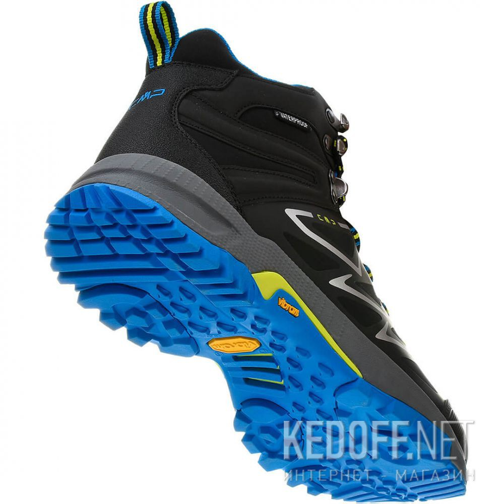 Men's shoes Soft CMP Gemini 39Q4847-U901 Vibram все размеры