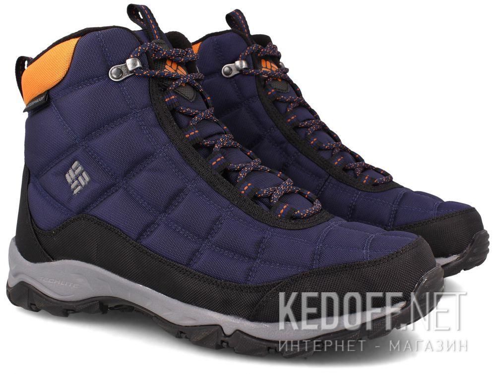 Мужские ботинки Columbia Firecamp Boot 200g Insulation BM 1766-464 купить Украина