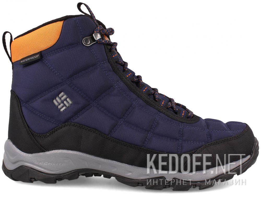 Мужские ботинки Columbia Firecamp Boot 200g Insulation BM 1766-464 купить Киев