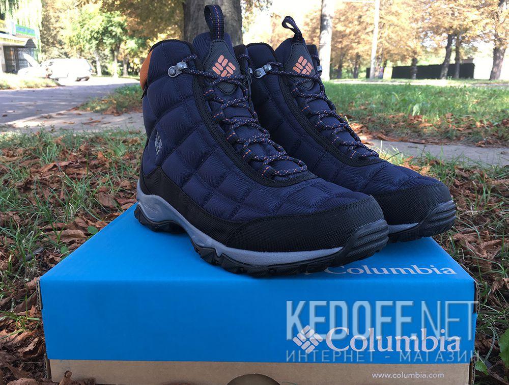 Мужские ботинки Columbia Firecamp Boot 200g Insulation BM 1766-464 все размеры