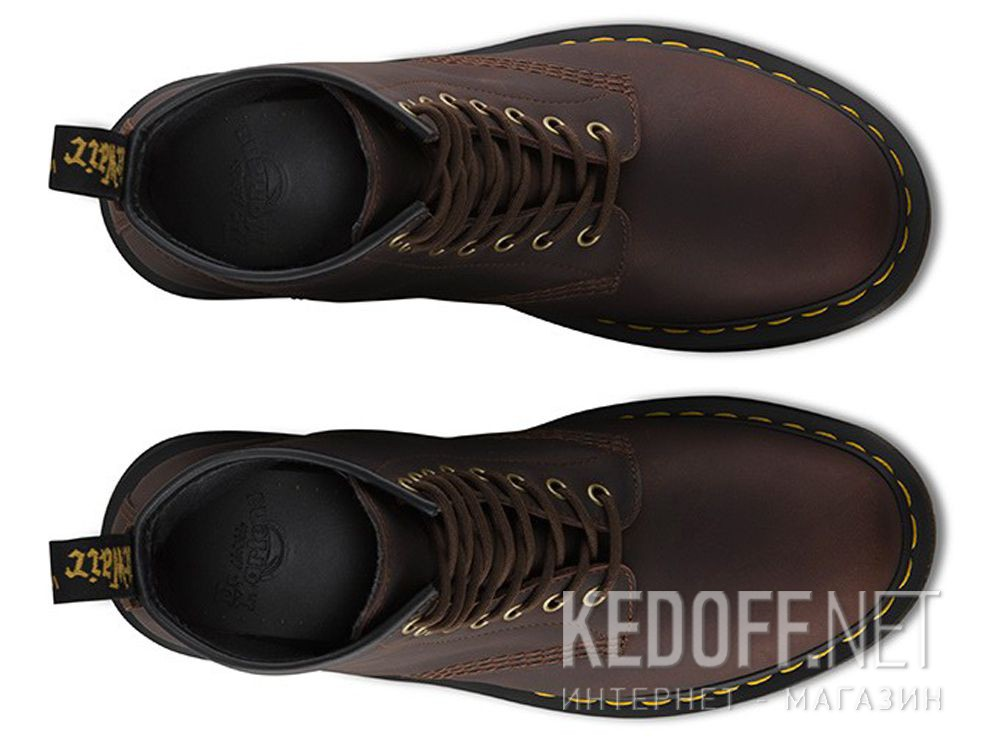 Мужские ботинки Dr.Martens Cocoa Snowplow Waterproof 1460-DM24038247 описание