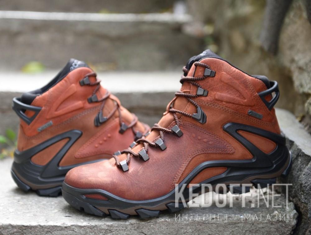 Мужские ботинки Ecco Terra EVO 826504-52358    Фото 13