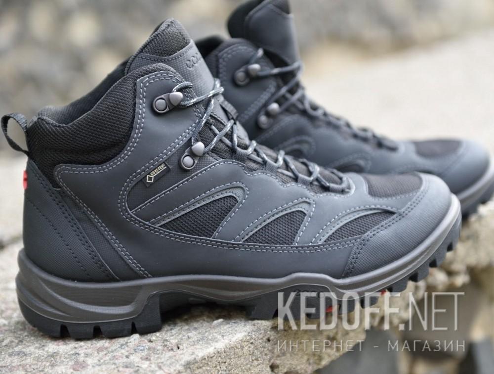 Мужские ботинки Ecco Xpedition Gore-Tex III 811164-53859    доставка по Украине