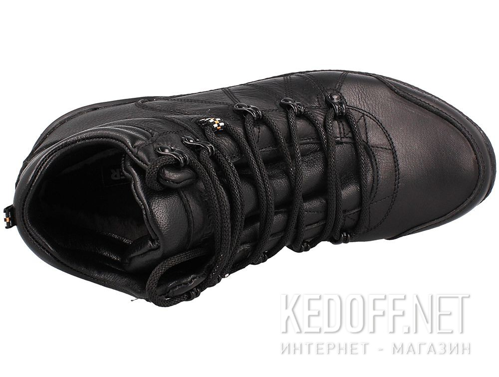 Мужские ботинки Forester 1627611-27 описание