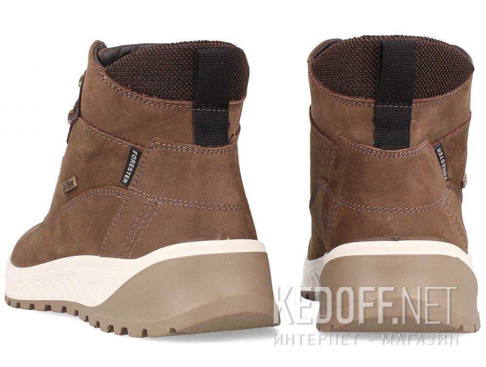 Мужские ботинки Forester Ergostrike 18303-45 описание