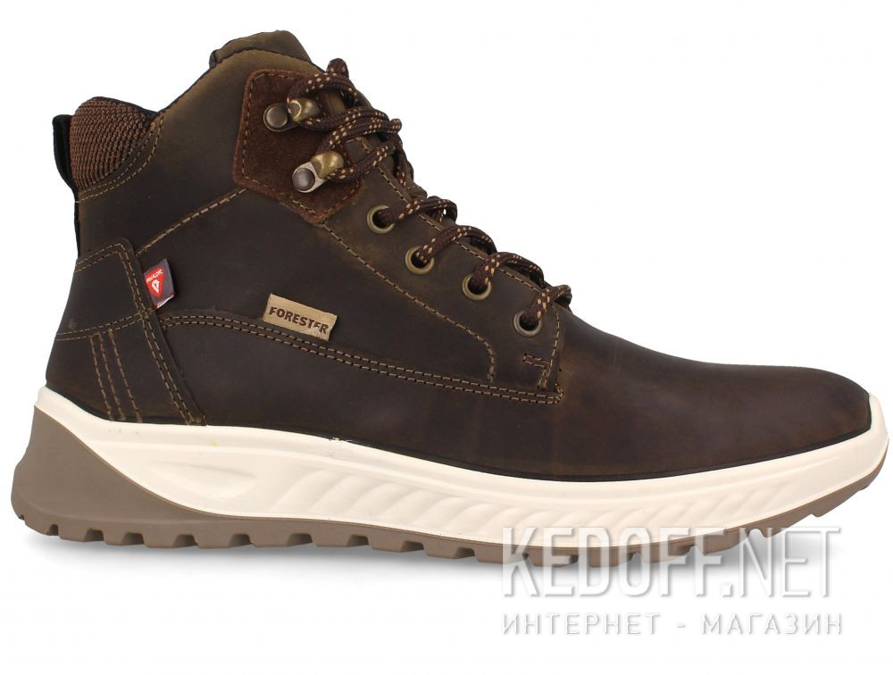 Чоловічі черевики Forester Ergostrike Primaloft 18310-5 купити Україна