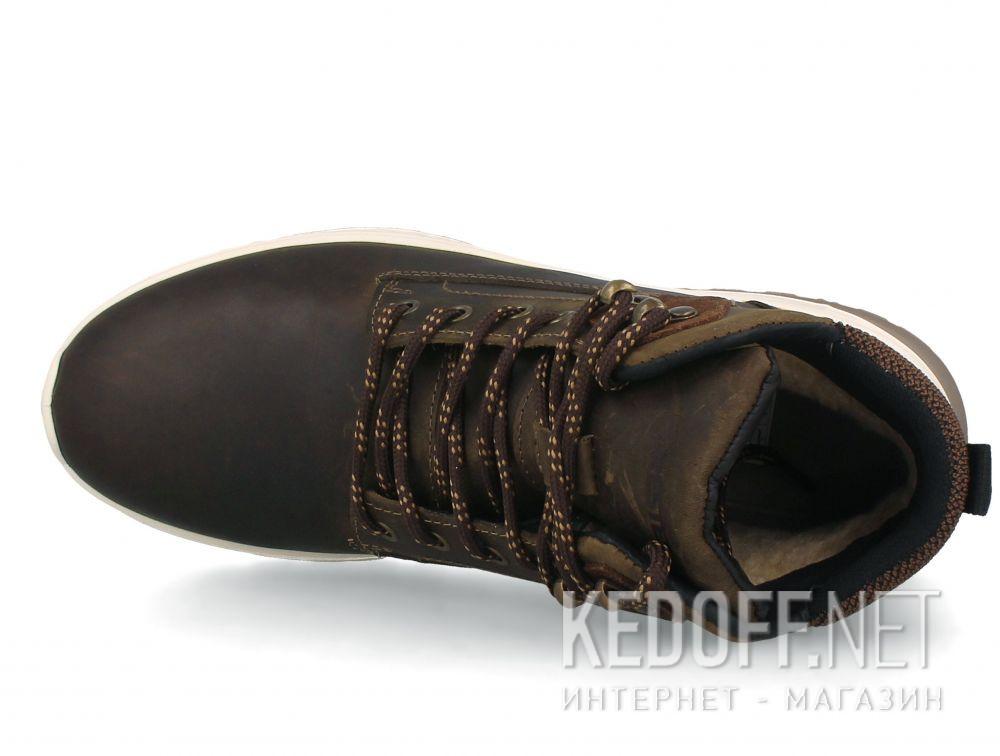 Чоловічі черевики Forester Ergostrike Primaloft 18310-5 описание