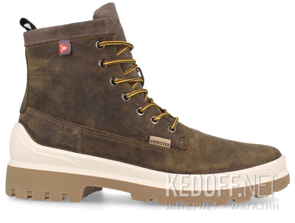Мужские ботинки Forester Tewa Primaloft 18401-18 купить Украина