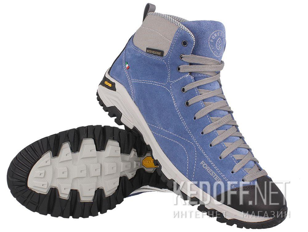 Оригинальные Мужские ботинки Forester Jeans Vibram 247951-401 Made in Italy