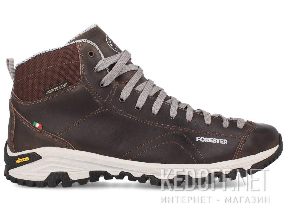Мужские ботинки Forester Brown Vibram 247951-45 Made in Italy купить Украина
