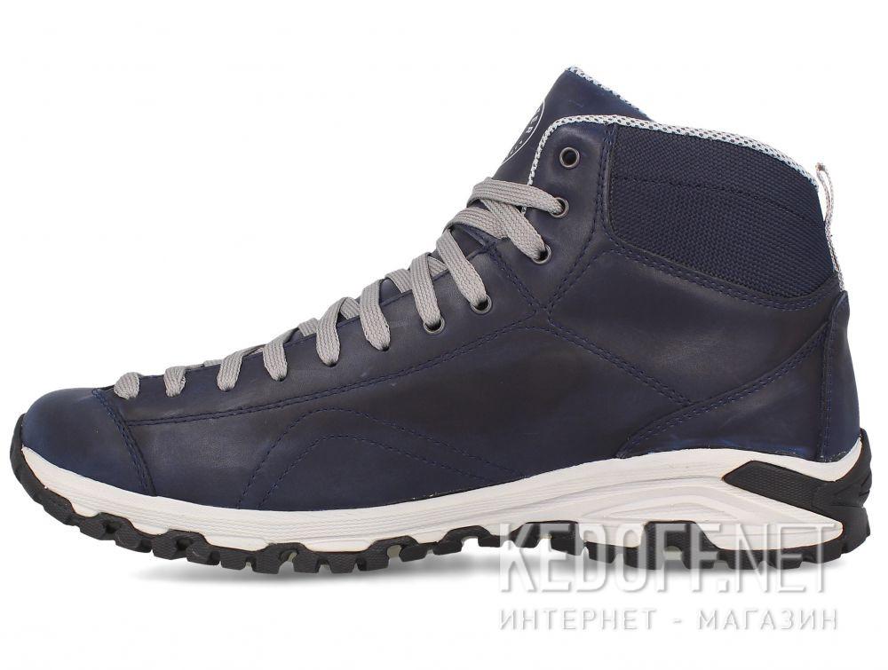 Мужские ботинки Forester Navy Vibram 247951-89 Made in Italy купить Киев