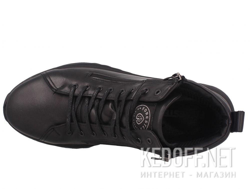Оригинальные Мужские ботинки Forester Double Zip 28804-27