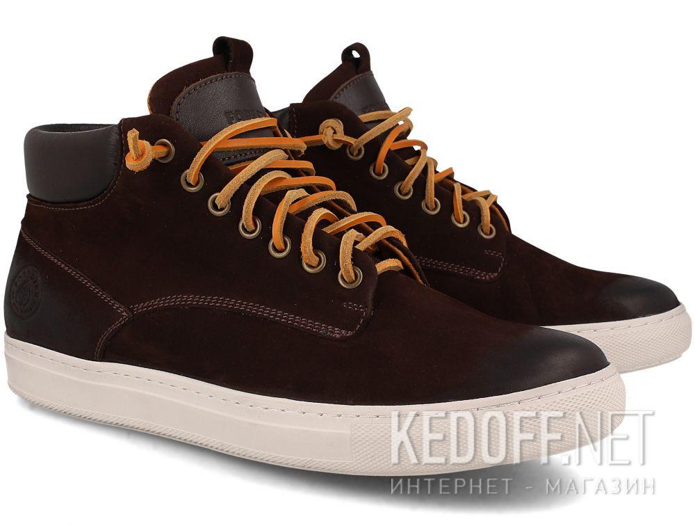Мужские ботинки Forester Lumber Jack 3906-0722 купить Украина