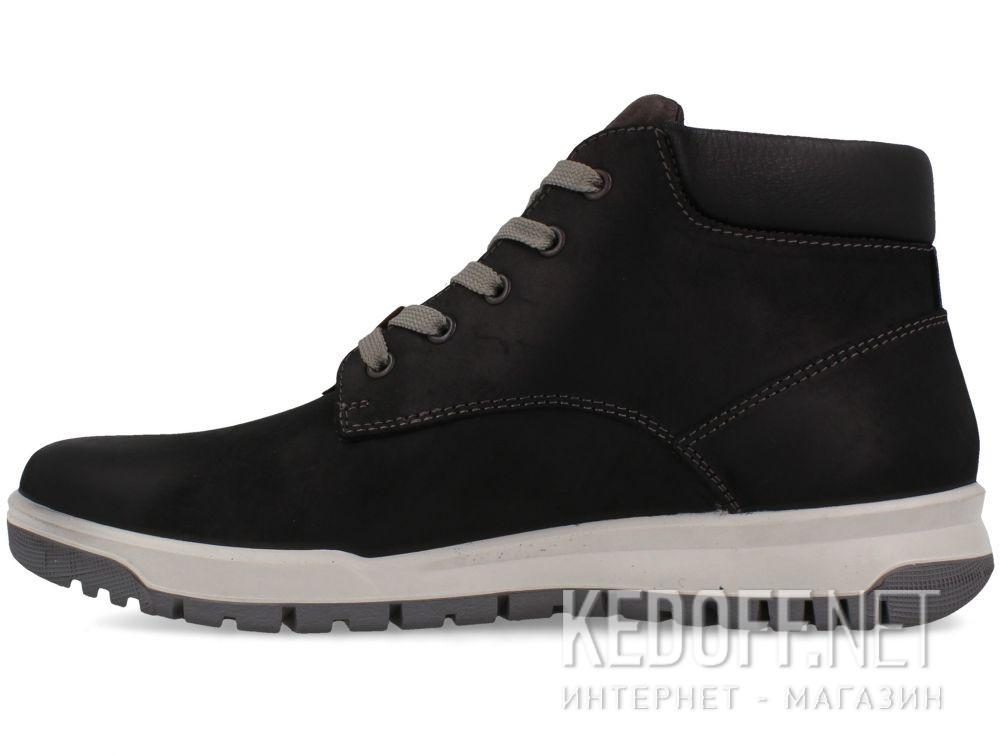 Мужские ботинки Forester Black Camper 4255-30 купить Украина