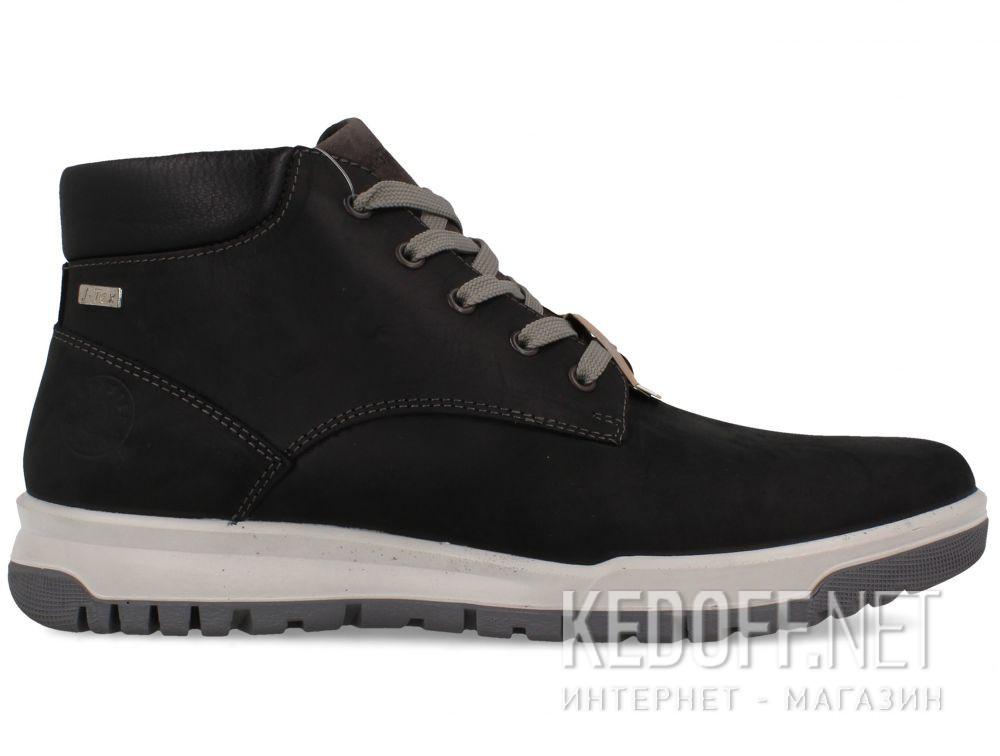 Мужские ботинки Forester Black Camper 4255-30 купить Киев