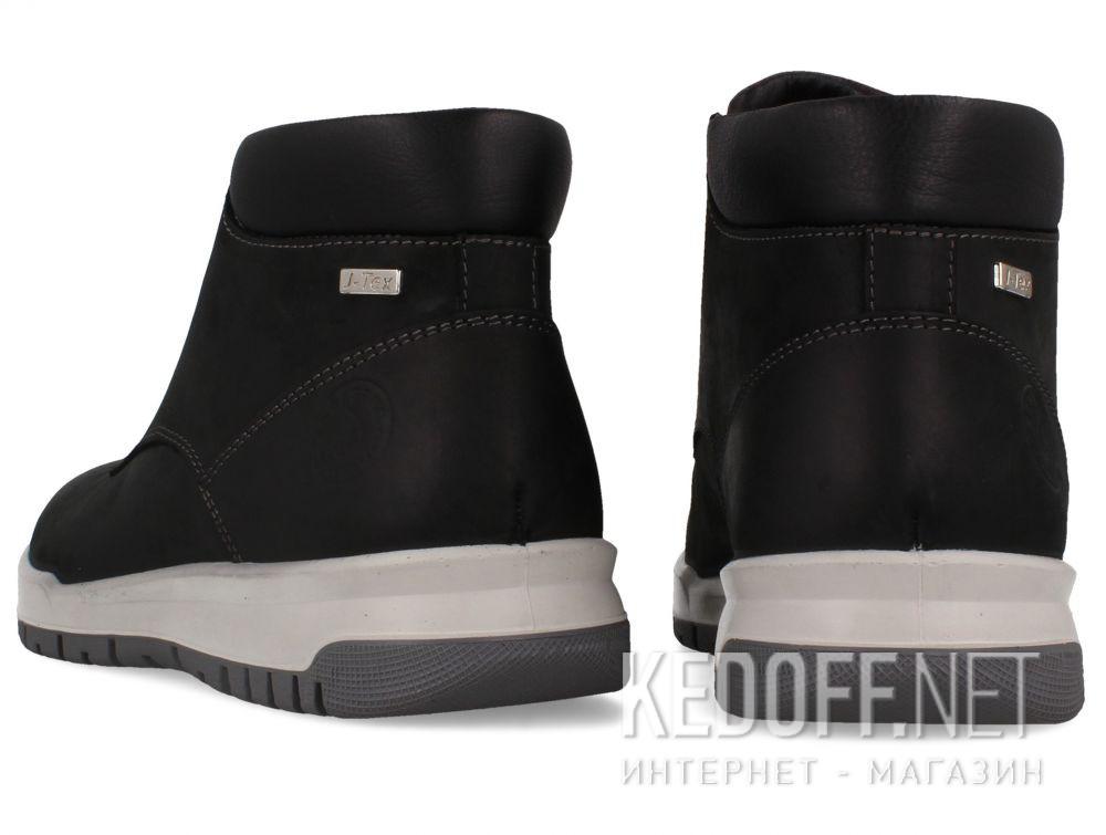 Мужские ботинки Forester Black Camper 4255-30 описание