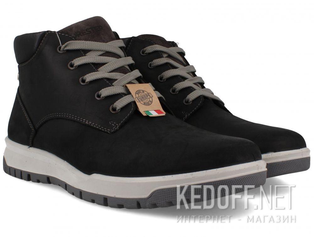 Мужские ботинки Forester Black Camper 4255-30 все размеры