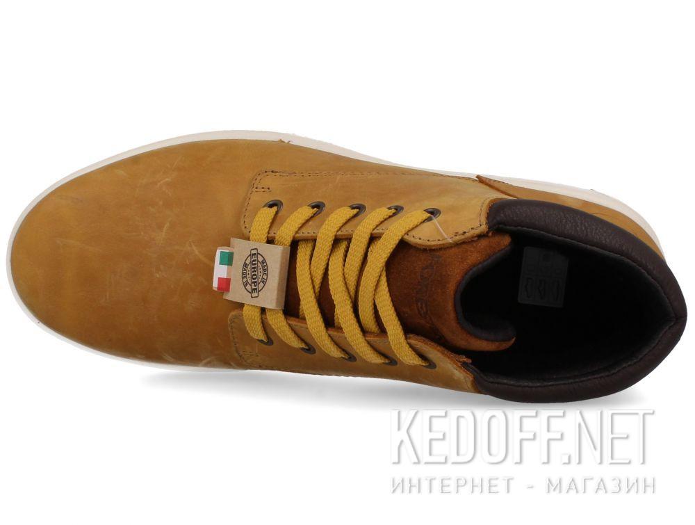 Мужские ботинки Forester Yellow Camper 4255-29 описание