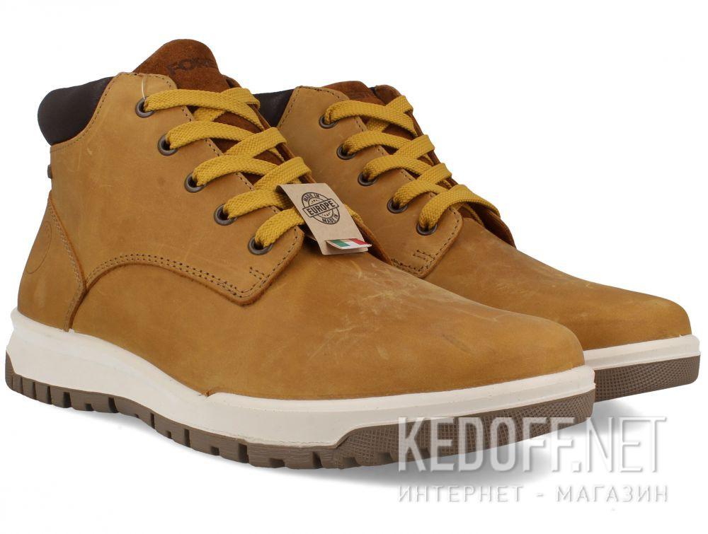 Мужские ботинки Forester Yellow Camper 4255-29 купить Украина