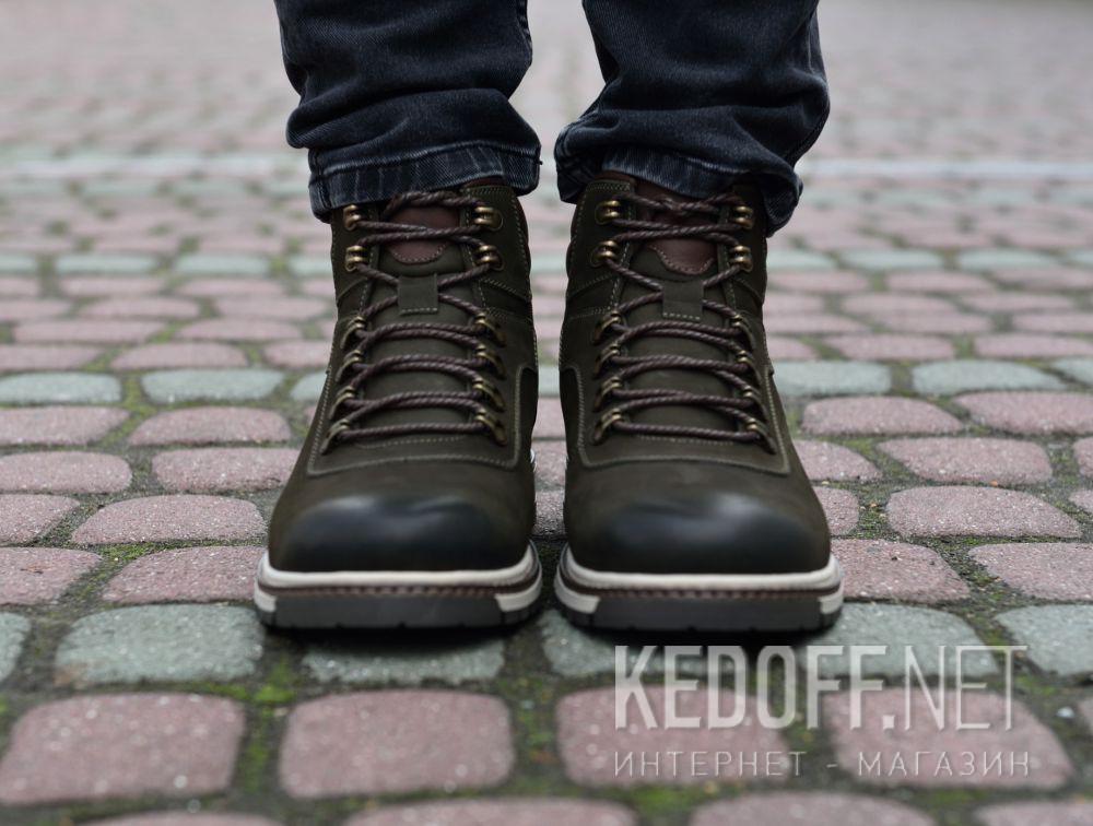 Мужские ботинки Forester Olivia 4814-166 доставка по Украине