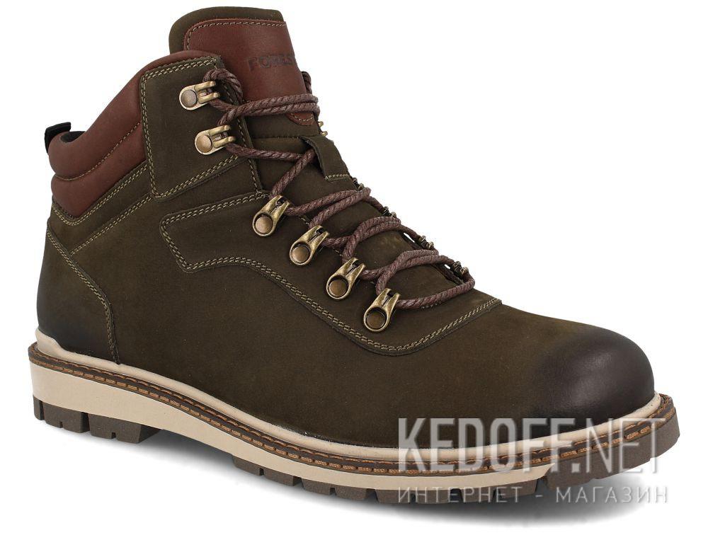 Купить Мужские ботинки Forester Olivia 4814-166