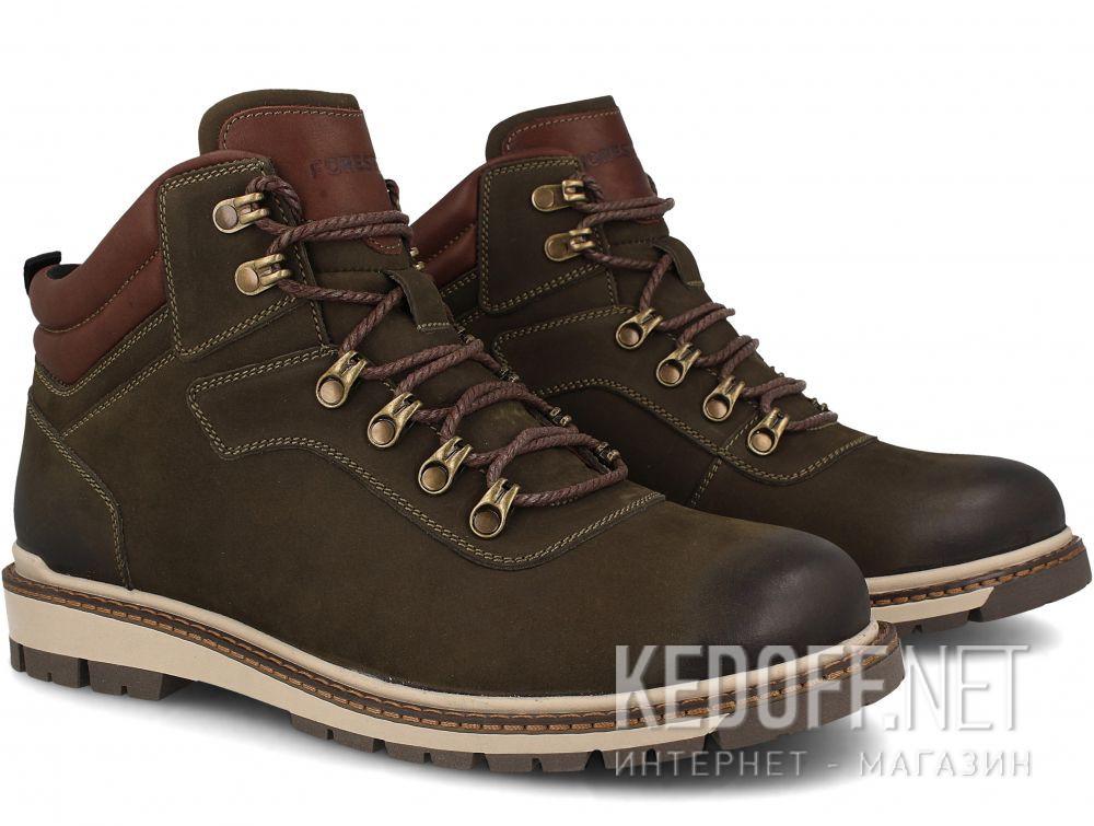 Мужские ботинки Forester Olivia 4814-166 купить Украина