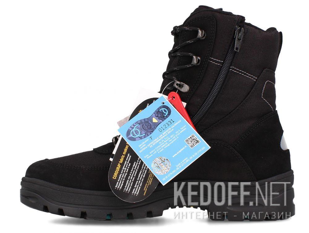 Мужские ботинки Forester OC System Attiba 53631-27 Black купить Украина